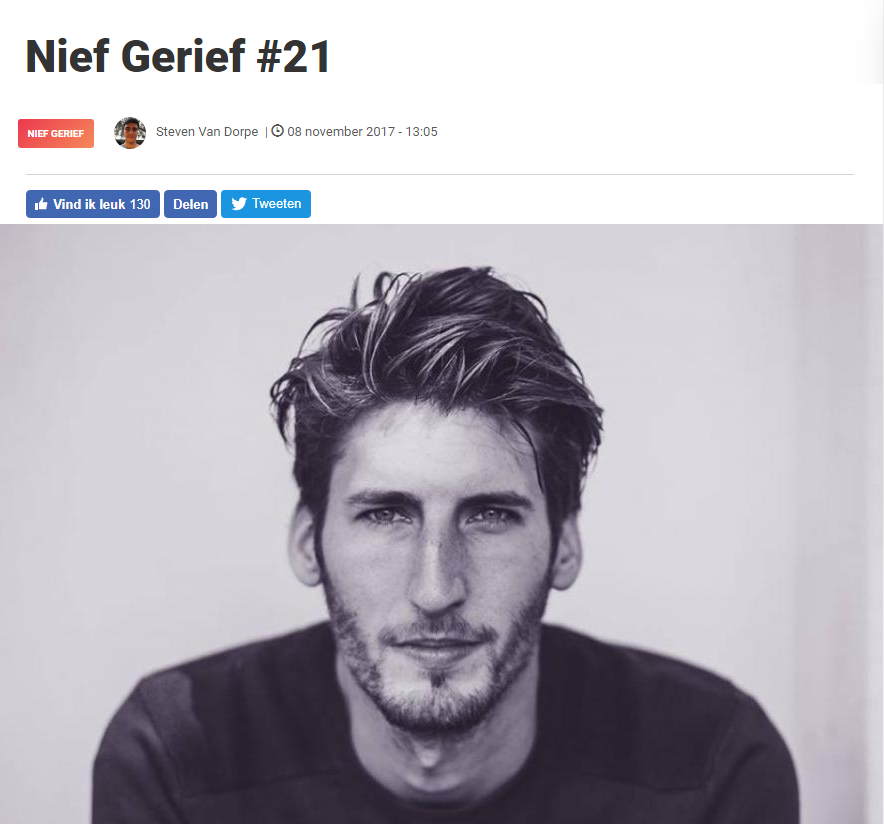 TYRLLs new EP featured in Nief Gerief